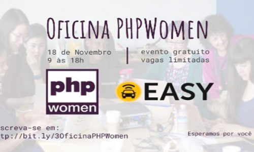 4Linux apoia o PHPwomem