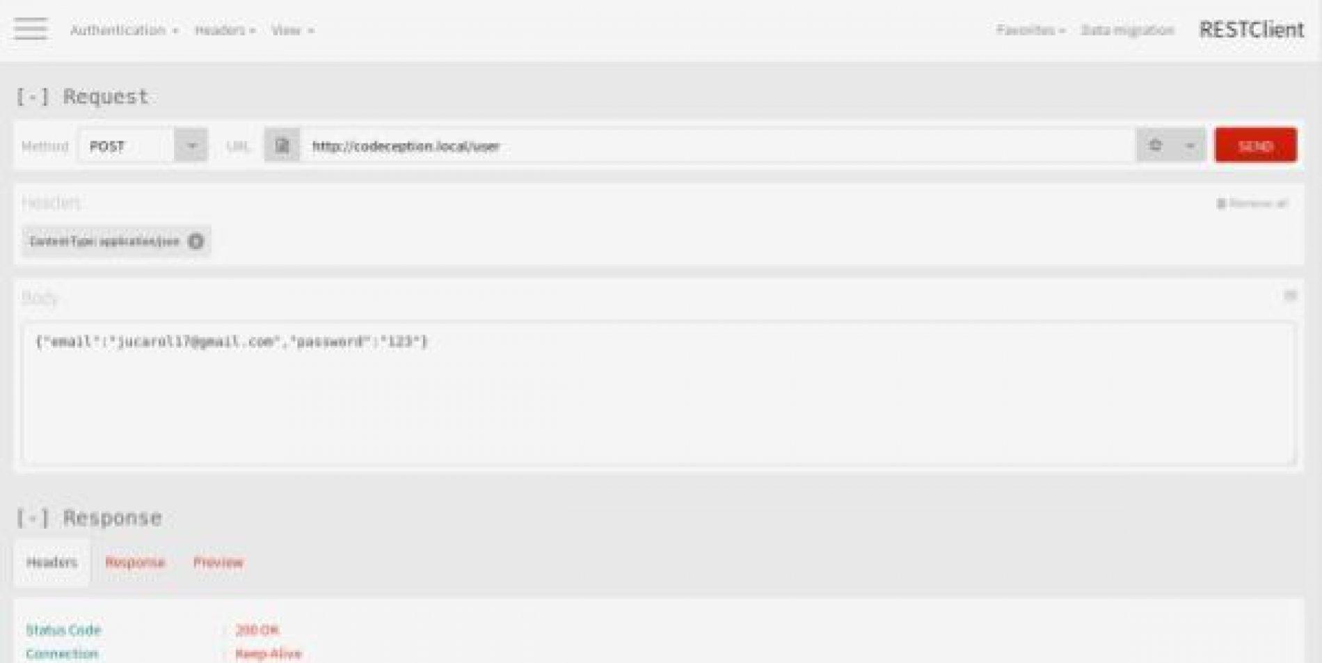 Ferramentas para testar sua API