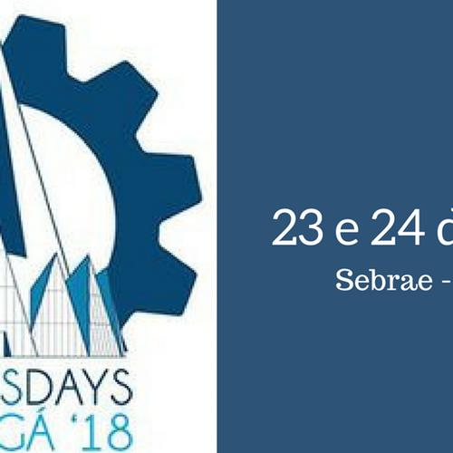 4Linux presente no evento internacional DevOpsDays Maringá.