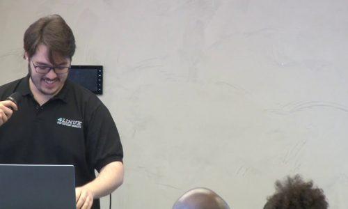 Palestra: Integração e Entrega Contínua no Workshop de práticas DevOps.