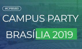 A 4Linux estará presente na Campus Party Brasília #CPBSB3