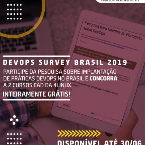 DevOps Survey Brazil 2019