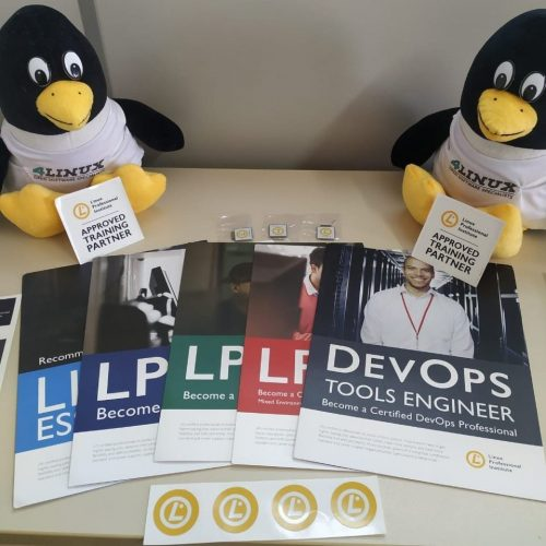 LPI e 4Linux: uma parceria de longa data.