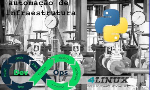 Automatização de Infraestrutura – DevOps e Python