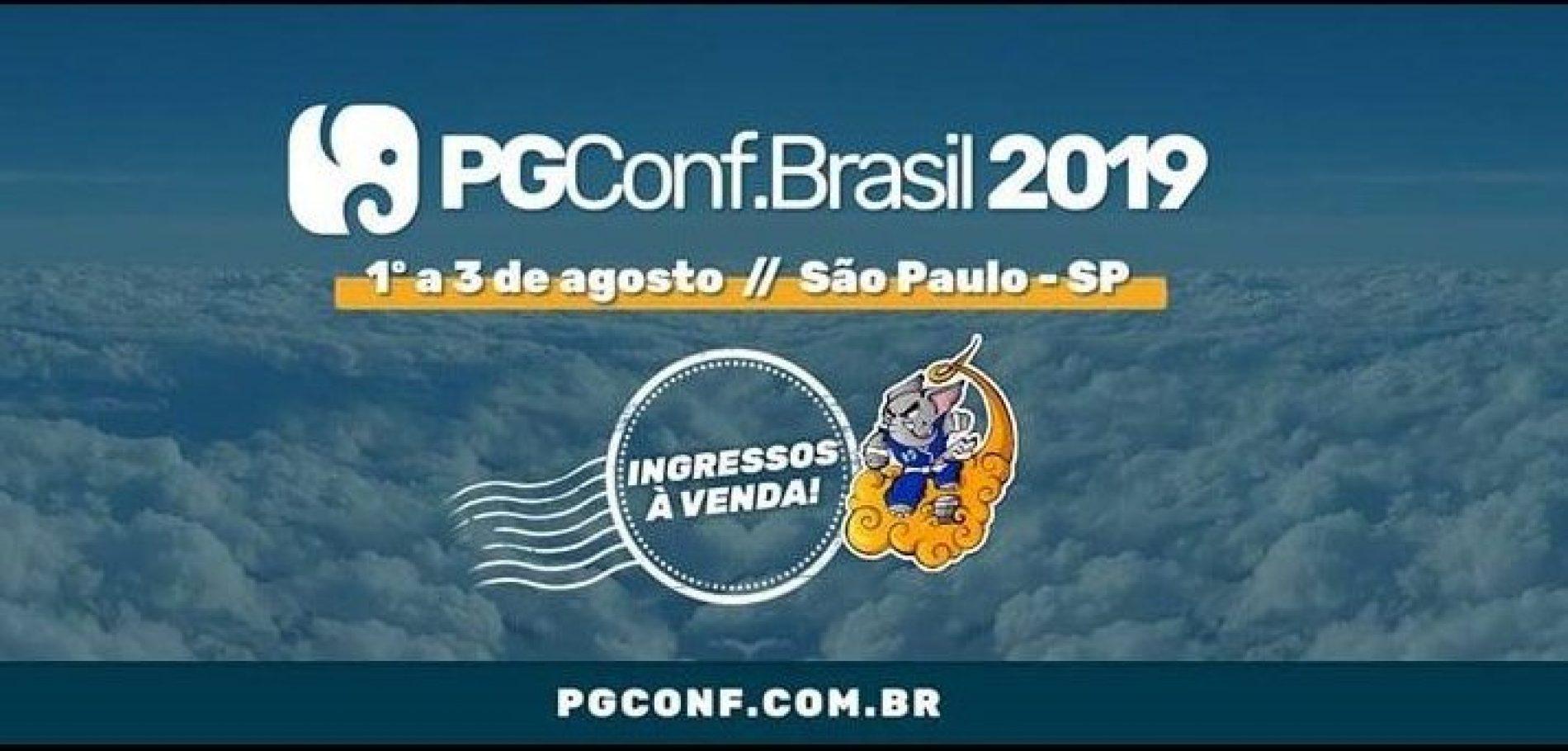 4Linux estará presente no maior evento PostgreSQL do Brasil – PGCONF 2019
