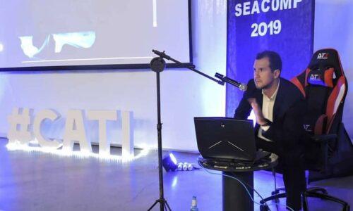 4Linux participou do CATI/SEACOMP 2019