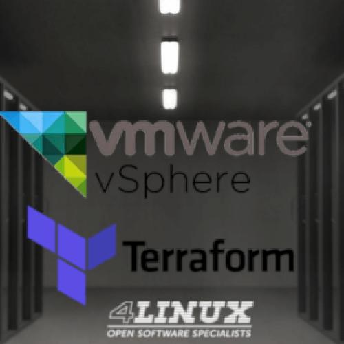 Provisionamento de hosts automatizado no VMWare-vSphere utilizando Terraform.