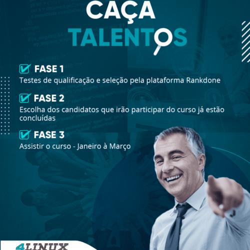 Status do Caça Talentos Melhor Idade 2019