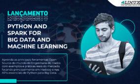 "4Linux atualiza seu curso ""Python and Spark for Big Data e Machine Learning"""