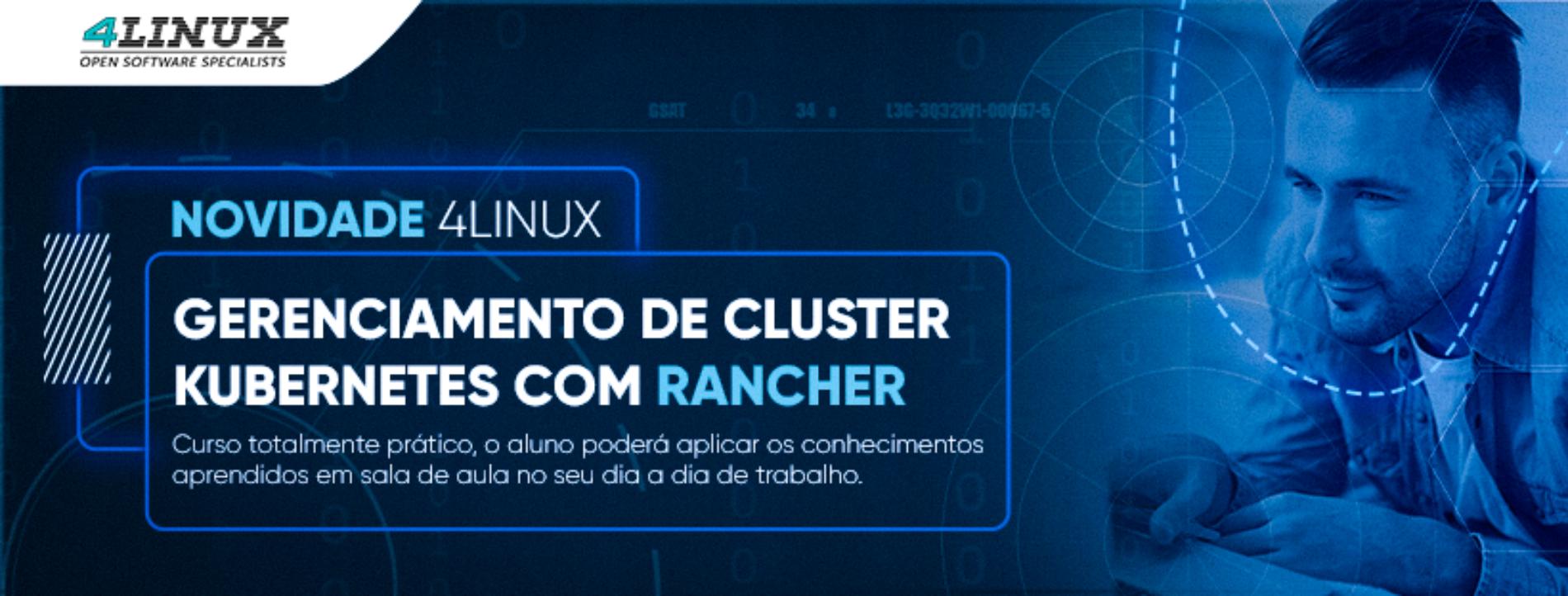 4Linux lança novo curso de Rancher!