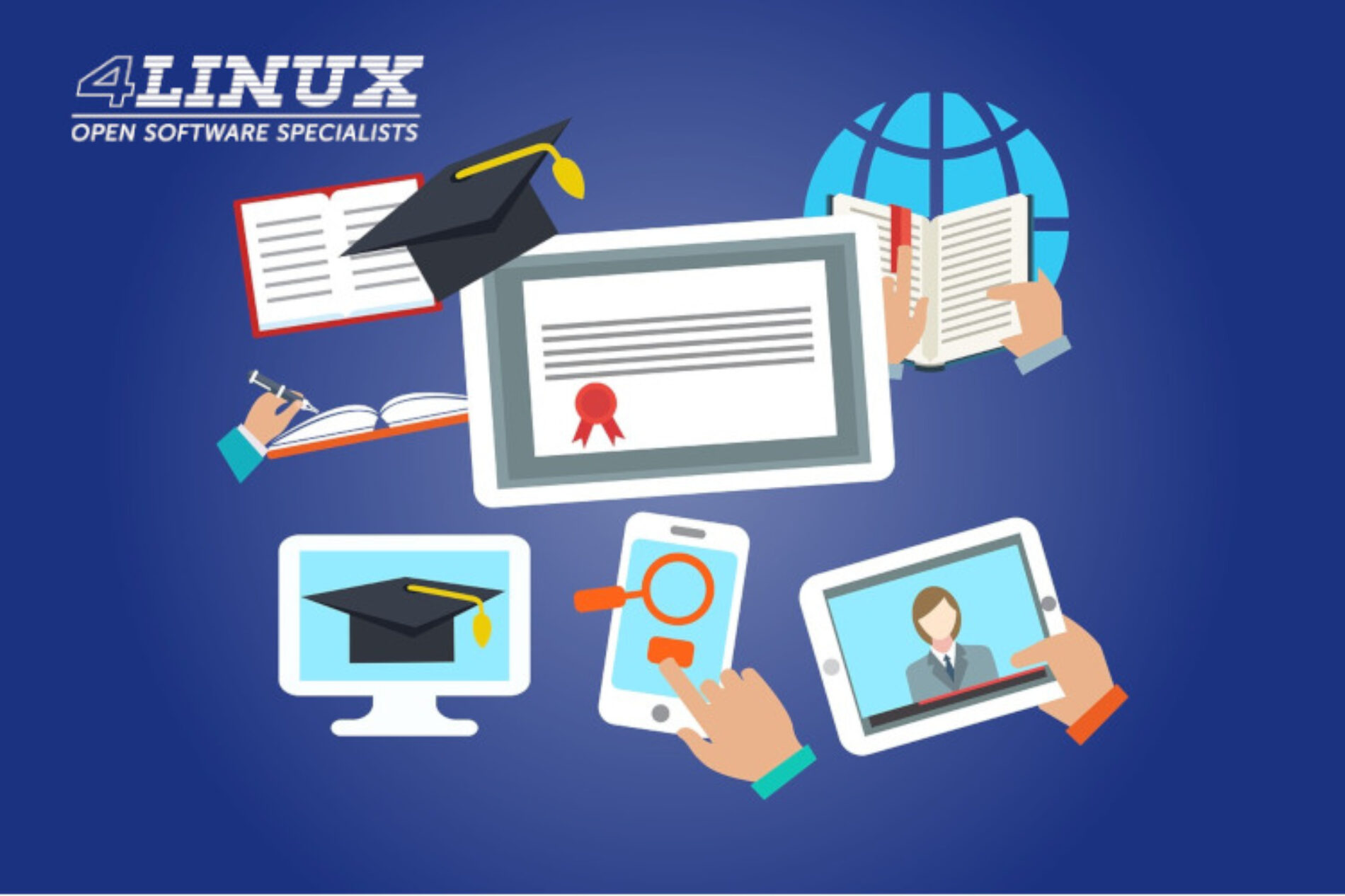 Ensino EAD com a 4Linux: Por que fazer?