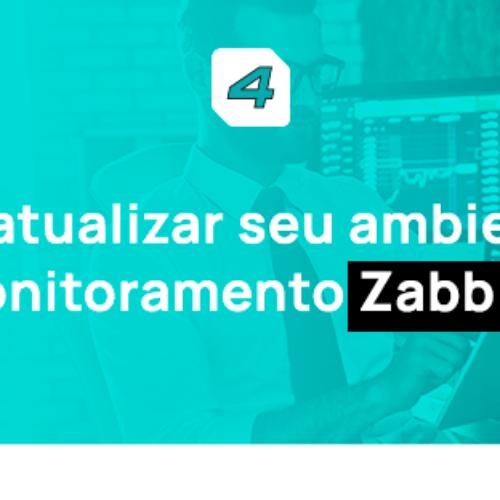 Como atualizar seu ambiente de monitoramento Zabbix?