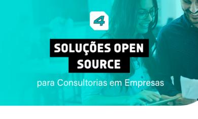 Soluções open source para consultoria empresarial