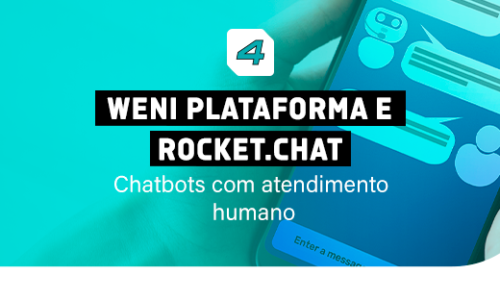 Automatização de atendimento com o chatbot Weni
