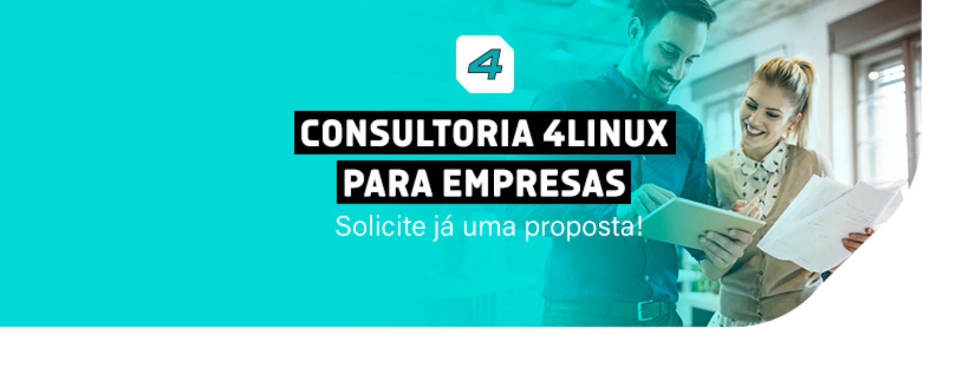 Consultoria para Empresas 4Linux: Dê um Upgrade na sua empresa em 2021