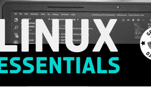 Lançamento do curso Linux Essentials