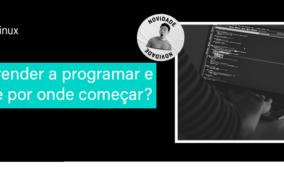 Lógica de programação com javascript: o novo curso gratuito da 4Linux.