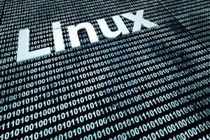 software livre linux sobre binário back ground