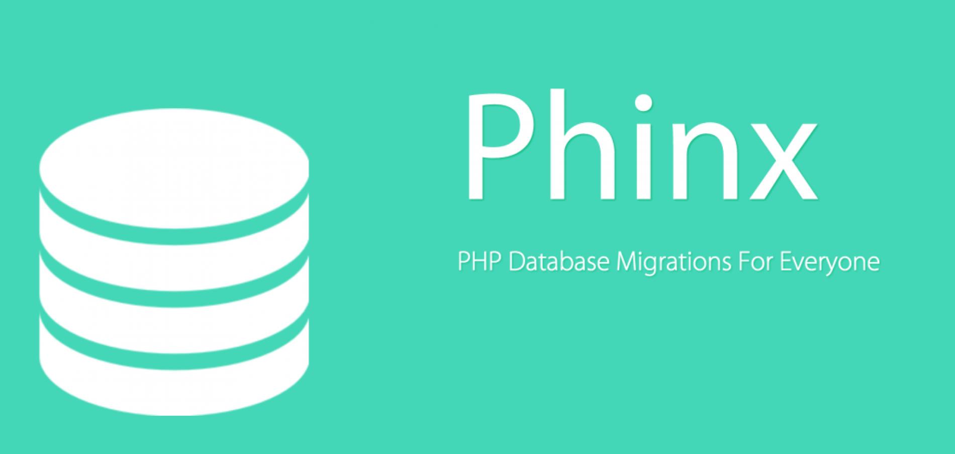 Migrations para aplicações PHP com Phinx