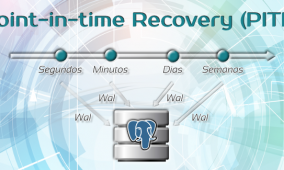 Implementando Point-in-time Recovery (PITR) em PostgreSQL 9.6