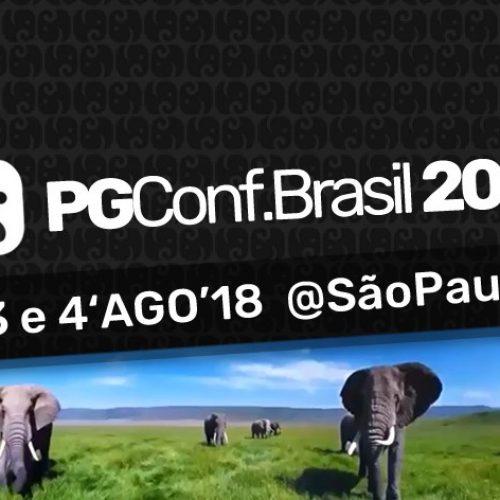 4Linux estará presente no maior evento PostgreSQL do Brasil.
