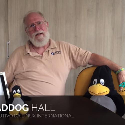 """A Importância da certificação para área de TI- Jon """"maddog"""" Hall"""