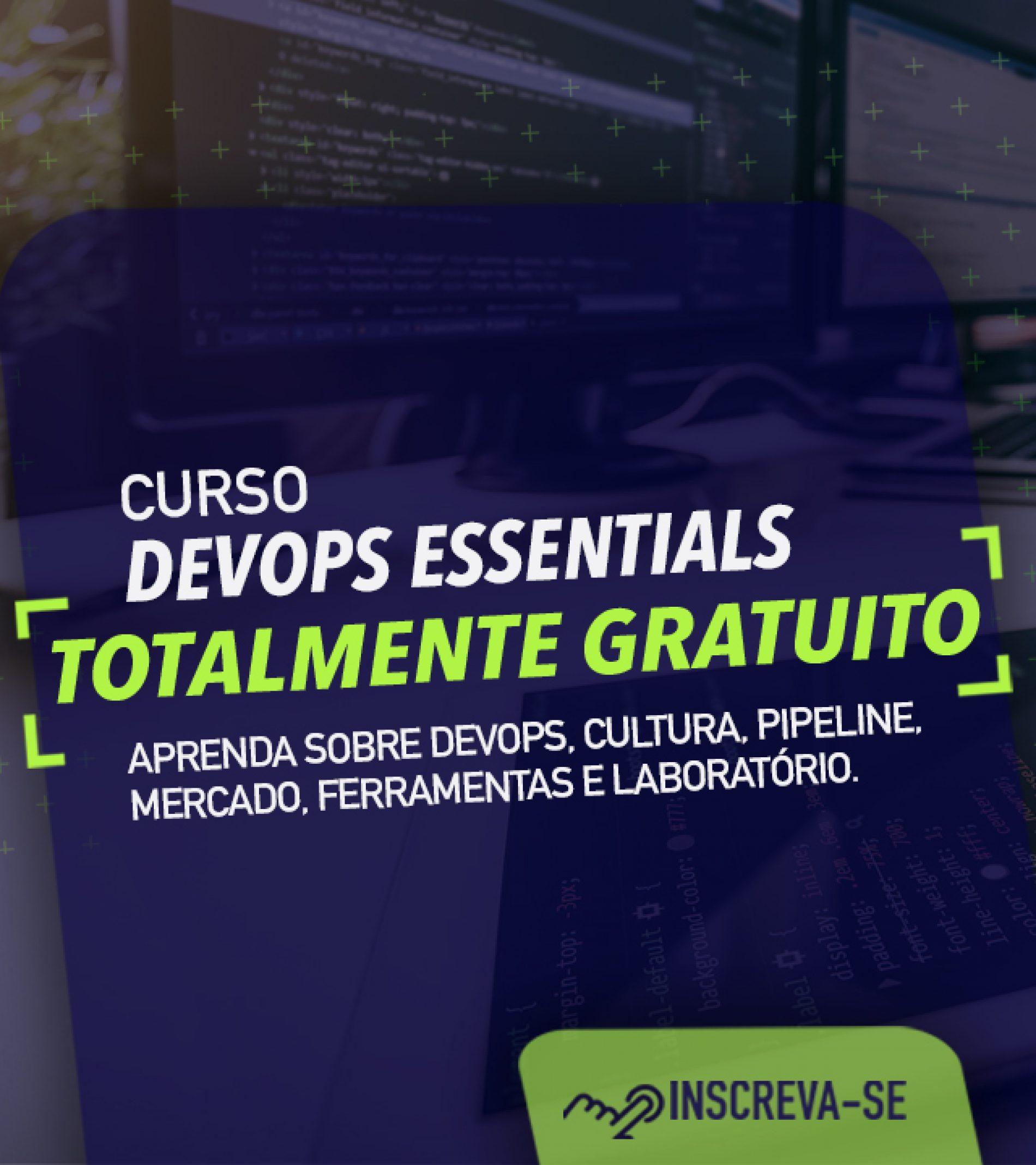 4Linux lança curso gratuito para quem quer entrar no mundo DevOps.