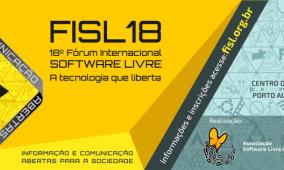 4Linux no FISL Porto Alegre!