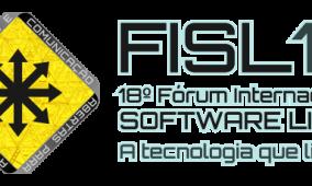 4Linux participou do FISL 2018 com duas palestras