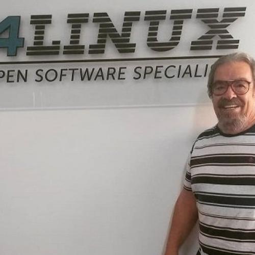 4Linux e Júlio Neves, uma parceria de longa data.