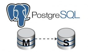 Replicação assíncrona em PostgreSQL 9.6