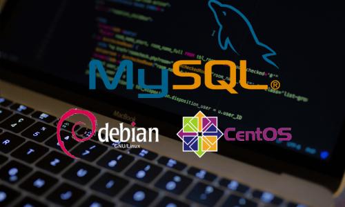 Instalação do MySQL 8 em Debian e CentOS