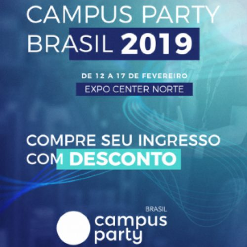 4Linux na Campus Party Brasil 2019!